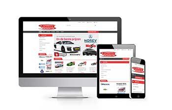 Woocommerce Responsive Webshop