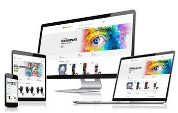 Woocommerce Webshops DekkenDer Paints